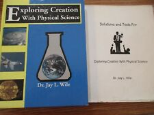 Exploring Creation with  Physical Science (student/solutions/tests) (1st ed)