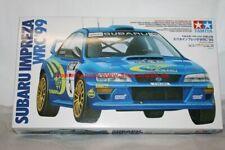Tamiya 24218 1/24 Subaru Impreza WRC 1999