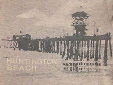 VINTAGE HOLLISTER - HUNTINGTON BEACH T SHIRT SMALL