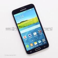 Samsung Galaxy S5 SM-G900F 16GB - Charcoal Black - Unlocked - 12 Months Warranty