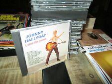 Johnny Hallyday-L idole des jeunes-cd boitier cristal-Ancienne collection-RARE