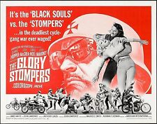 The Glory Stompers DVD movie film transfer Dennis Hopper Motorcycle