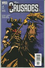 The Crusades #4 : August 2001 : DC / Vertigo Comics