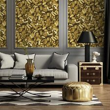 UGEPA Vinyl Wallpaper Golden L166 12