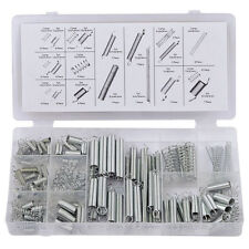 150Pc Assorted Springs Extension Tension Compression Extended Compressed