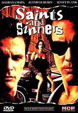 Saints And Sinners ( Preisgekrönte Action-Krimi )- Jennifer Rubin, Damian Chapa