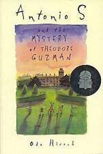 Antonio S and the Mystery of Theodore Guzman, Odo Hirsch