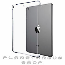 FUNDA PARA IPAD MINI 2 CARCASA POLICARBONATO TRANSPARENTE ESPECIAL SMART COVER
