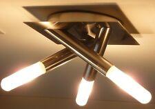 Contemporary Low Energy Spotlight 3-light Ceiling Light