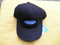 Richbrook FORD Collection NEW  FORD  Logo BASEBALL CAP Black,universal fit