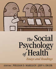 health essay  new the social psychology of health essays and readings