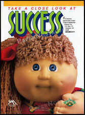 CABBAGE PATCH KIDS__Original 1990 Toy Trade AD promo_Industry Only advertisement
