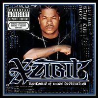 XZIBIT Weapons Of Mass Destruction CD BRAND NEW