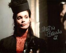 Bond girl Martine Beswick signed Hammer Horror movie photo - UACC DEALER