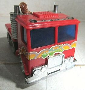 Vintage Arco 1977 Sound Of Power Friction 18 Wheeler Semi Apollo Truck Cab Only