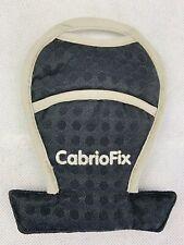 Genuine Maxi Cosi Baby Car Seat crotch pad cover Cabriofix Buckle Protect Black