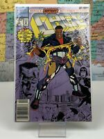 SHIPS SAME DAY Marvel Comics Cage # 1 1992 Luke Cage FN