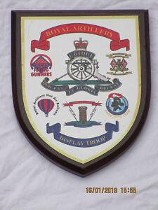 Regiments Wappen: Royal Artillery ,Display Troop,Flying Gunners,Parachute Team