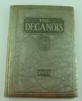 Decatur IL Decatur High School The Decanios yearbook 1934 Illinois