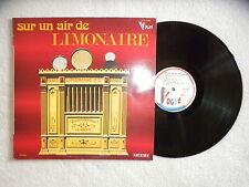 """LP JAZZBANDOPHONE """"Sur un Aire de Limonaire"""" VOGUE SLVLX 692 FRANCE µ"""