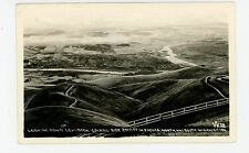 "Lewiston Id ""Spiral Rise� Rppc Vintage Real Photo ca. 1930s"