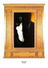 Franz di stucco il peccato del 1893 fac simili di collages 2 su carta cartoni