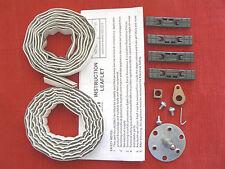 HOTPOINT / INDESIT TUMBLE DRYER DRUM SHAFT BEARING REPAIR KIT SPARES / PARTS