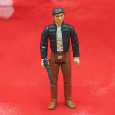 Vintage Star Wars Han Solo Bespin Action Figure w/ Weapon