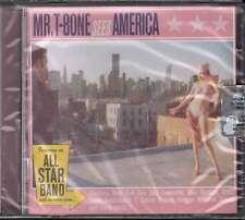 Mr. T-Bone CD Sees America Nuovo Sigillato 8012622598928
