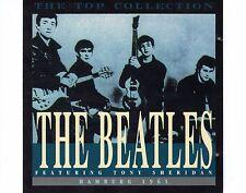 CD THE BEATLES feat TONY SHERIDAN hamburg 1961 ARC EX+