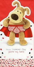 Boofle In His Pants Hero Valentine's Day Card Lovely Valentines Cards