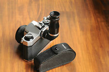 PENTAX Asahi Right Angled Viewfinder attachment      w/ Original Pentax Case