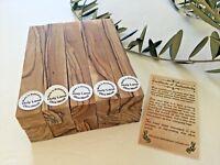 10 ~PREMIUM QUALITY~BETHLEHEM FIGURED Olive Wood Pen Turning Blanks