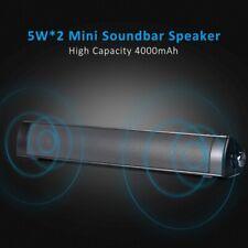 Wireless Bluetooth Tv Sound bar Usb Home Theater Sound Bar Subwoofer 3D Speaker