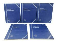 WHITMAN CANADIAN COIN ALBUMS EMPTY NO COINS