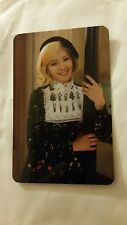 Snsd hyoyeon you think OFFICIAL Photocard Kpop K-pop