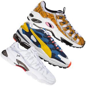 PUMA CELL Herren Damen Bulk Schuhe Sport Trainings Retro Clunky Sneaker neu