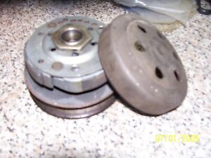Aprilia SR50 stealth 1999 working clutch and pulley complete