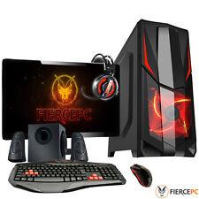 ULTRA FAST Quad Core Desktop Gaming PC 4.0GHz AMD 16GB 1TB Computer - 218226