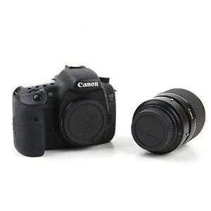 cover Lens Camera Body REAR Cap FOR CANON EF-S 18-55/3.5-5.6 18-200/3.5-5.6 IS