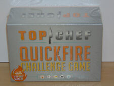 Factory Sealed Top Chef Quickfire Trivia Challenge Game 2009
