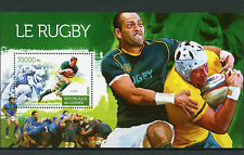 Guinean Sheet Sports Postal Stamps