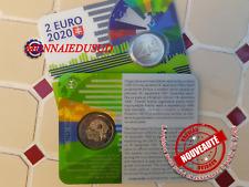 2 Euro CC Coincard BU Slovaquie 2020 - Adhésion Slovaque à l'OCDE