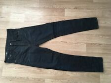 G Star Raw Mens Jeans 28W 32L Type-C Super Slim Stretch Denim Blue