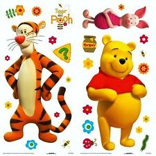 Winnie Puuh - Wand Sticker Wanddekoration Set Pooh & Tigger