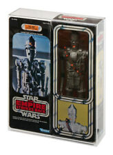 """GW Acrylic Star Wars Boxed MIB 15"""" Large Action Figure Display Case Vader IG-88"""