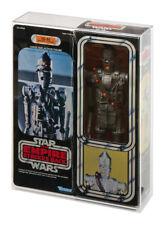 """GW Acrílico Star Wars En Caja Mib 15"""" Grandes Figura De Acción Vitrina Vader IG-88"""