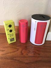 Logitech Ultimate Ears UE Boom 2 360º Wireless Bluetooth Speaker Cherrybomb Red
