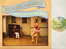 KATE AND ANNA MCGARRIGLE dancer with bruised knees K 56356 A2/B1 uk LP PS EX/VG+