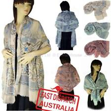 Unbranded Cotton Animal Print Scarves and Wraps for Women